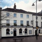 The Hatchet Inn Hotel Newbury