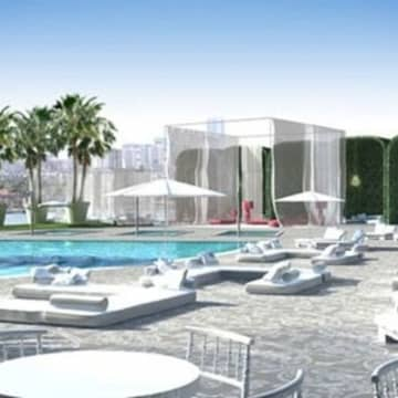 5 Star Luxury Miami Mondrian South Beach