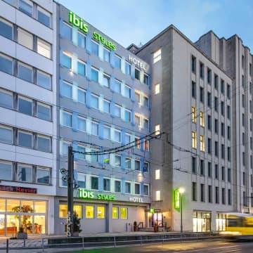 Ibis Styles Berlin Alexanderplatz Hotel
