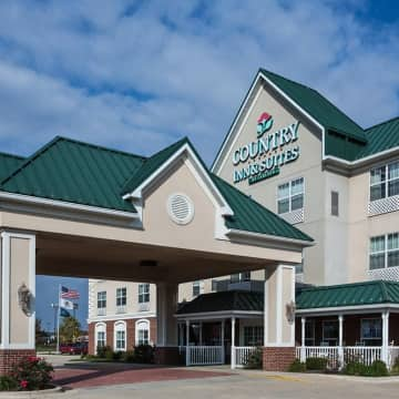 Country Inn Suites By Carlson Effingham Hotel