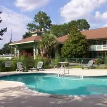 America S Best Inn Beaufort Hotel