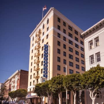 The Canterbury Resort Hotel San Francisco