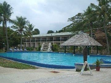Resort Beachcomber Island