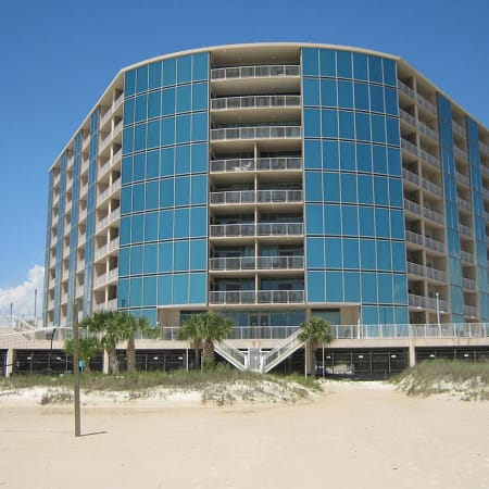 House Apartment Other Biloxi Beach And The Gulf Of Mexico Are