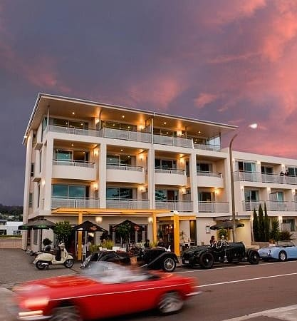 Hotel The Crown Hotel Napier Trivago Ae