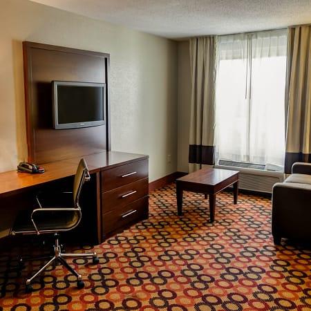 Hotel Comfort Suites Airport Charlotte Charlotte Trivago Com