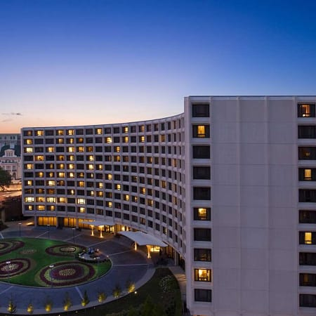 Washington Dc Hotels >> Hotel Courtyard By Marriott Convention Center Washington D C