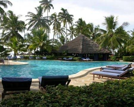 Hotel Breezes Beach Club Spa Zanzibar