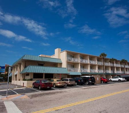 Hotel Super 8 Daytona Beach Oceanfront