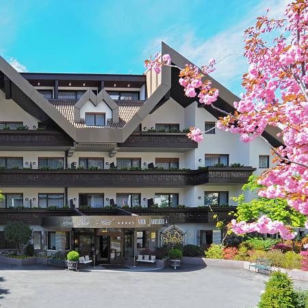 Hotel Hotel Garden Park Prad Am Stilfserjoch Trivago Ch