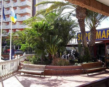 Apart Hotel Aparthotel Corona Roja Playa Del Inglés