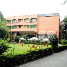 Aketa Hotel Dehradun
