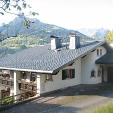 Penthouse With Stunning Panoramic Views Of Schruns