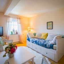 Charmante 3-Zimmer-Wohnung in NP Böhmische Schweiz, Außenpool