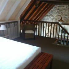 Bretonische Landhaus Seaview Roscanvel (29) In Der Nähe Von Quimper, Brest