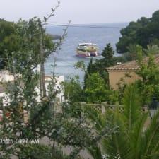 Precioso apartamento El Pino, con vistas al mar, jardines y piscina