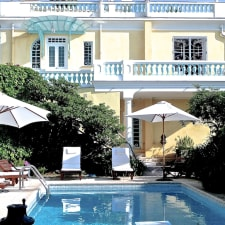 French Riviera Belle Epoque Villa. Stunning Sea View. Heated Private Pool