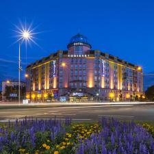 Hotel Radisson Blu Sobieski Warsaw