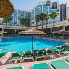 U Magic Palace Eilat Hotel