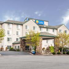 Hotel Comfort Inn & Suites Salem