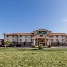 Hotel Quality Inn & Suites Lubbock