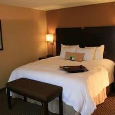 Hampton Inn & Suites Bakersfield Highway 58 Ca