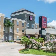 Comfort Suites Near Texas A and M Corpus Christi