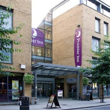 Premier Inn London Kings Cross