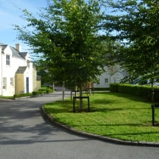 Bunratty Castle Gardens by Rent an Irish Cottage
