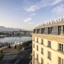 Hotel Beau-Rivage, Geneva