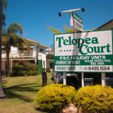 Telopea Court Holiday Units Merimbula