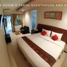 Dfresh Guest House And Resto