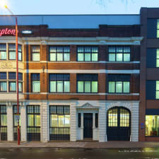 Hampton by Hilton Birmingham Jewellery Quarter
