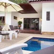 Banburi Villa mit eigenem Pool