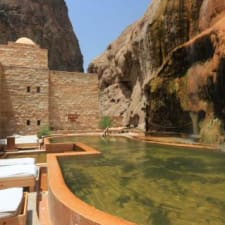 Evason Ma'In Hot Springs & Six Senses Spa Hotel Madaba