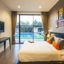 Hotel D Living Pattaya @Jomtien