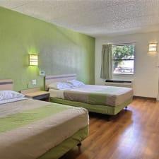 Motel 6 Austin Central South