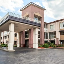 Hotel Quality Inn Brookfield