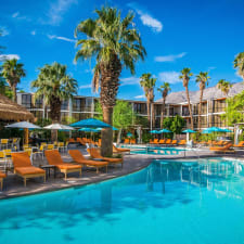 The Riviera Palm Springs A Tribute Portfolio Resort