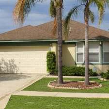Villa In Kissimmee With Air Conditioning, Parking, Washing Machine