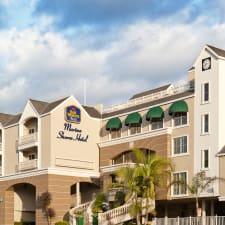 Best Western Plus Marina Shores
