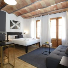 Apartment In Barcelona With Air Conditioning, Lift, Internet