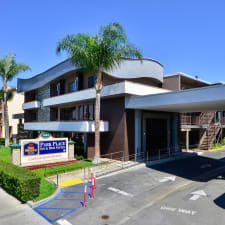 Best Western Plus Park Place Inn Mini Suites
