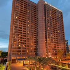 Double Tree By Hilton Hotel & Suites Houston By The Galleria
