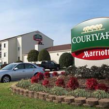 Hotel Courtyard Fayetteville