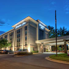 Hampton Inn Raleigh Cary