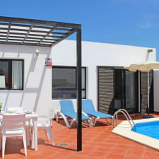 3 Bed Villa With Private Heated Pool - New To Rental Market