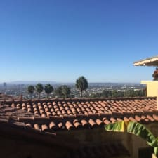 Peaceful, Luxury Retreat In Prime Los Feliz Hills Historic Spanish Castle