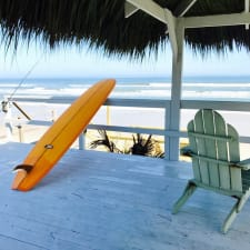 Secluded Tiki Beach House - Beach Fun, Surf, Meditate, Fish, Play Or Just Relax!