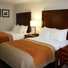 Hotel Comfort Inn Near Old Town Pasadena
